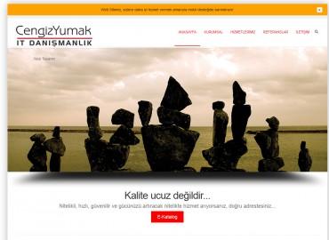 Ankara Bilişim – Cengiz Yumak Web Sitesi