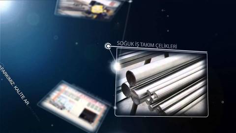 Konya Çelik Kalıp Elemanları Fuar Reklam Filmi